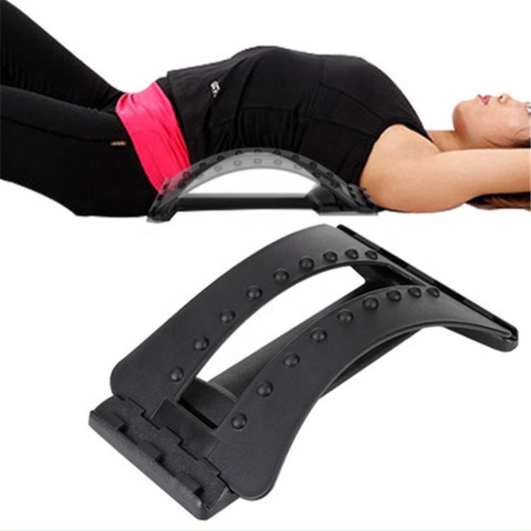 Rückenstrecker Korrektor Wirbelsäulenstrecker Rückendehner Gerät Rückenmassage